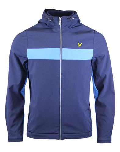 LYLE & SCOTT Retro Softshell Colour Block Jacket