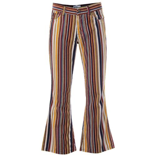 Men's Flares, Bell bottoms, Flared Jeans, Madcap England Flares