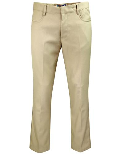 Logan Bootcut MADCAP ENGLAND Hopsack Trousers (St)