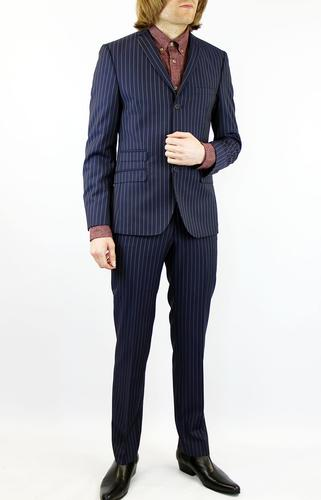 Tailored by Madcap England 3 Button Pinstripe Suit