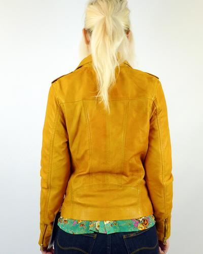 Summerbunch MADCAP ENGLAND Retro Leather Jacket MY
