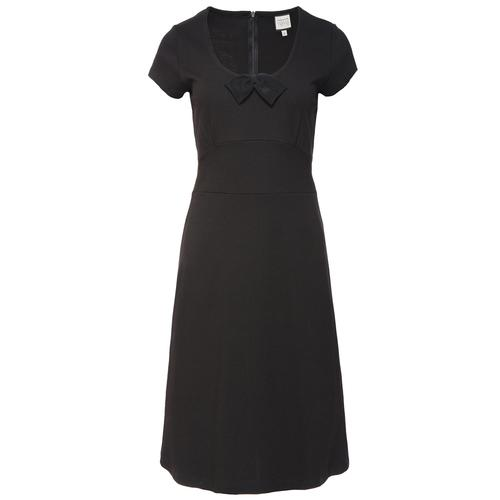 Cornelia MADEMOISELLE YEYE Little Black Bow Dress