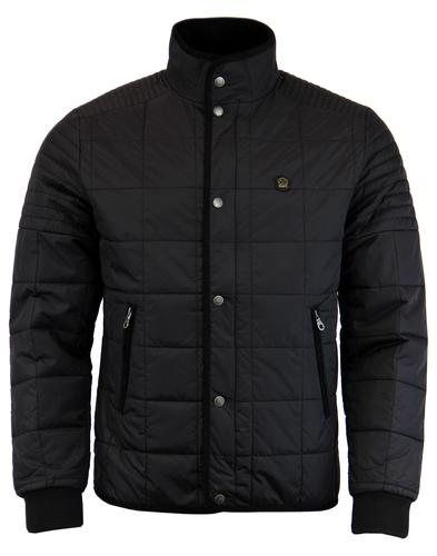 Briar MERC Retro Mod Mens Padded Quilted Jacket