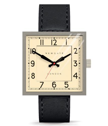 The Cube Grand NEWGATE WATCHES Retro Mod Watch