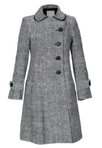 Embroidered Handloom NOMADS Women's Vintage Coat B