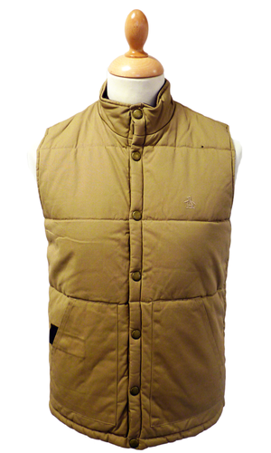 ORIGINAL PENGUIN The Best of The Vest Retro Gilet