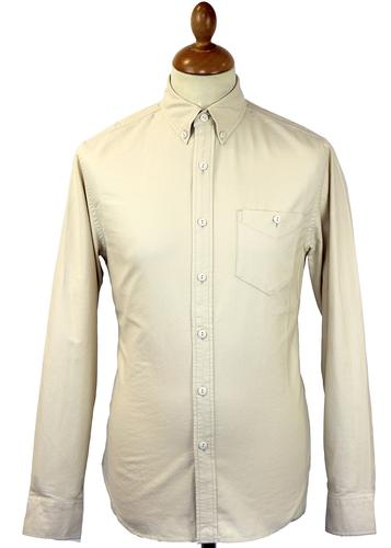 Lowell Pendleton Retro Mod Classic Oxford Shirt VW