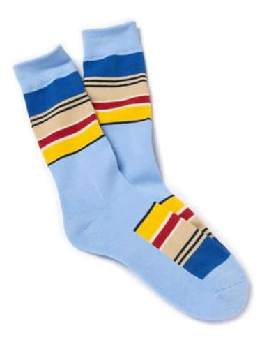 + PENDLETON National Park Crew Retro Stripe Socks
