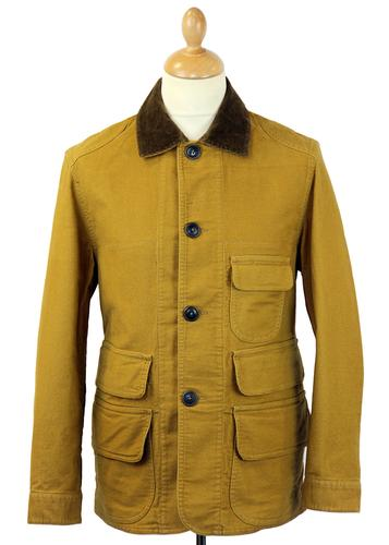 Brownsville Pendleton 50s Moleskin Hunting Jacket