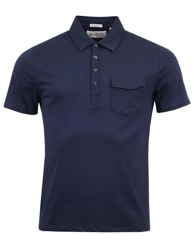 Jack 2.0 ORIGINAL PENGUIN Retro Mod Polo Top (DS)