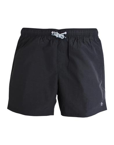 ORIGINAL PENGUIN Quick Dry Daddy Swim Shorts (TB)