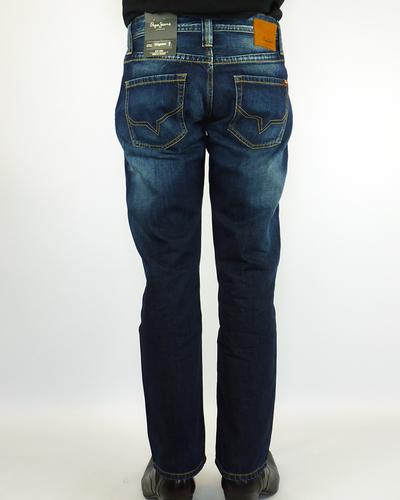 Kingston PEPE Retro Straight Leg Indie Denim Jeans