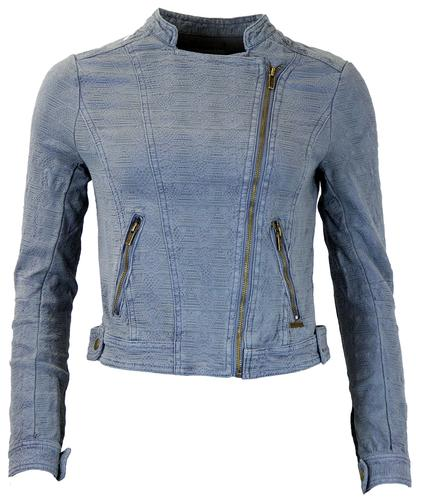 PEPE JEANS WOMENS RACER JACKET