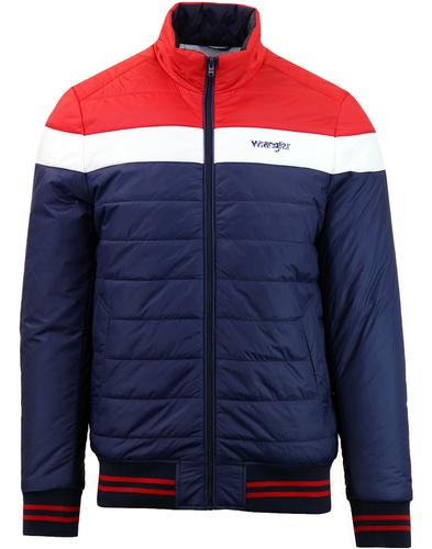 Pete The Puffer WRANGLER Men's Retro 80's Jacket