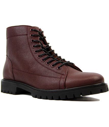 Oldman PETER WERTH Mod Scotch Grain Monkey Boots