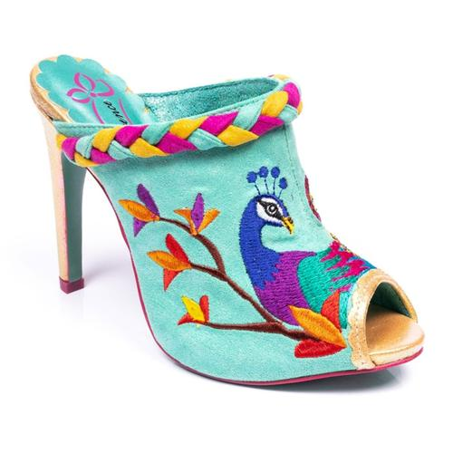 29057145b9f3e Poetic Licence by Irregular Choice Eye of The Beholder Shoes