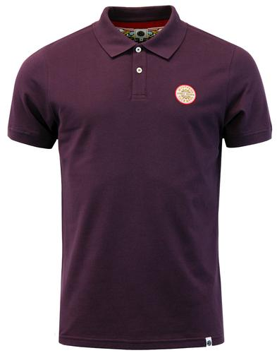 PRETTY GREEN x BEATLES Lonely Hearts Club Polo (P)