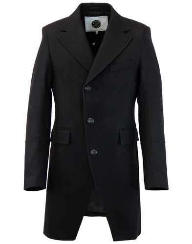 PRETTY GREEN x BEATLES Strawberry Fields Coat (B)