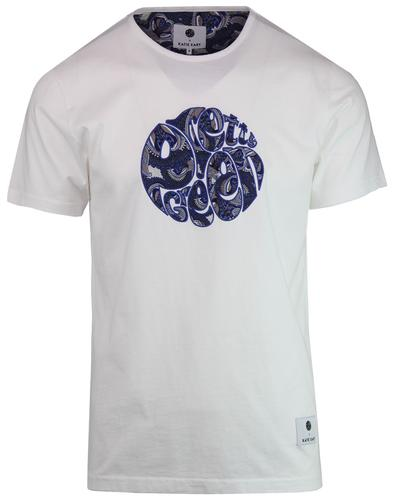pretty green katie eary papilio retro mod t-shirt