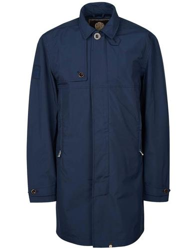 PRETTY GREEN Men's Mod 1960's Seam Sealed Mac Coat