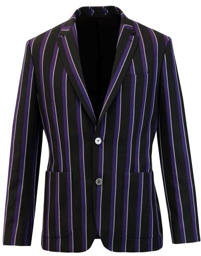 pretty green mayfield retro 60s mod boating blazer