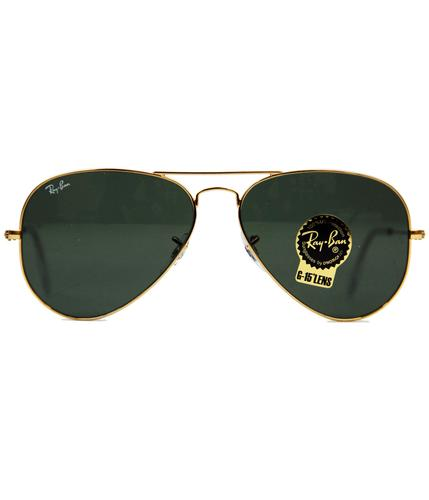 Ray-Ban Retro 60s Mod Aviator Indie Sunglasses (G)