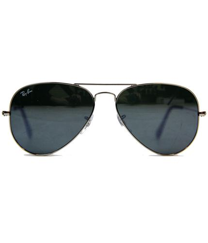 Ray-Ban Retro 60s Mod Aviator Indie Sunglasses SM