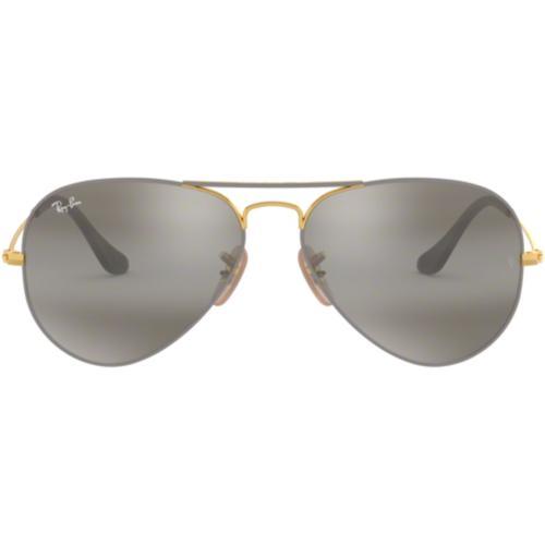 6d81b28a1a67e Ray-Ban Aviator Sunglasses Retro Sunglasses Grey