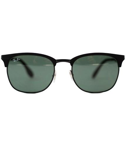Thin Frame Clubmaster RAY-BAN Retro Mod Sunglasses