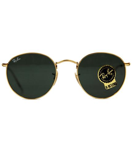 Ray-Ban Retro Mod RB3447 Indie Round Sunglasses G