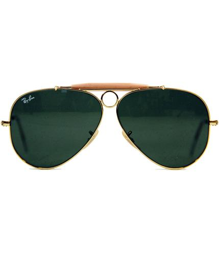 Shooter Ray-Ban Icon Retro Sixties Mod Sunglasses