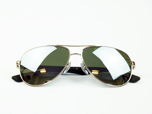 Ray-Ban Tech Carbon Fibre Retro Sunglasses (ML)