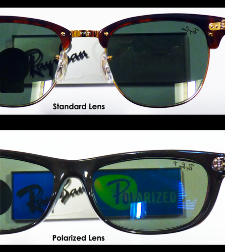 d3af3b1c35 Ray-Ban Retro Mod Polarized Aviator Sunglasses Gold Tobacco