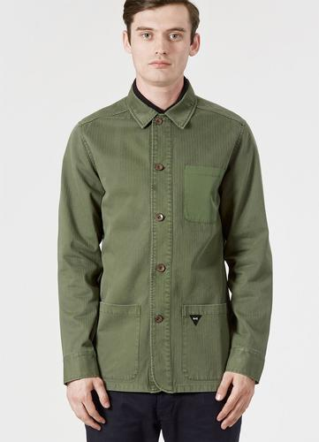 Hooton REALM & EMPIRE Artisan Pocket Overshirt