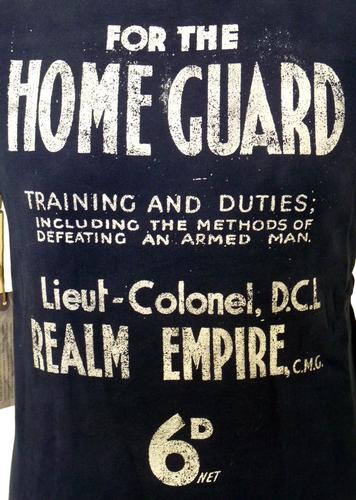 Home Guard REALM & EMPIRE Retro Vintage Sweatshirt