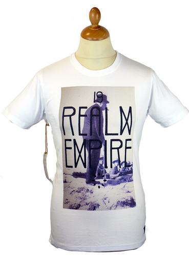 Winston Churchill REALM & EMPIRE Vintage Photo Tee