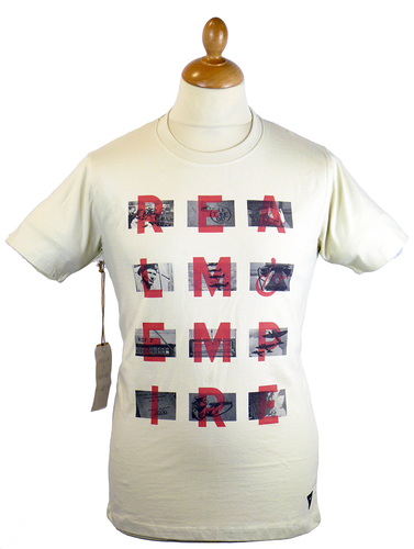 Field Trip REALM & EMPIRE Retro Photo Montage Tee