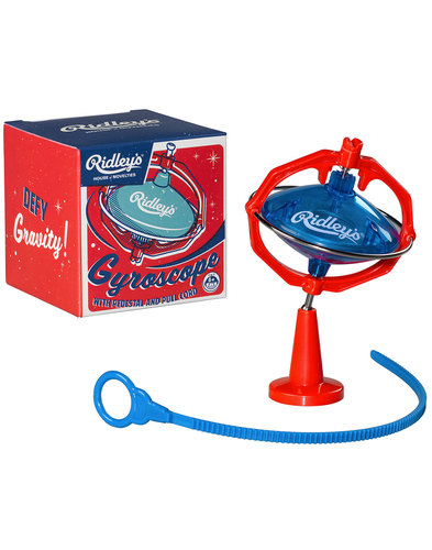 Gyroscope RIDLEY'S Retro Vintage Spinning Toy