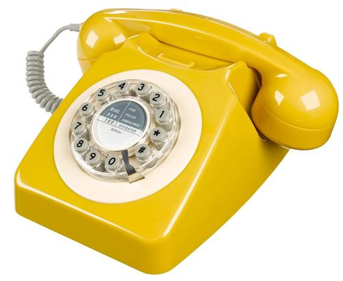 746 Retro Sixties Mod British Retro Telephone EM
