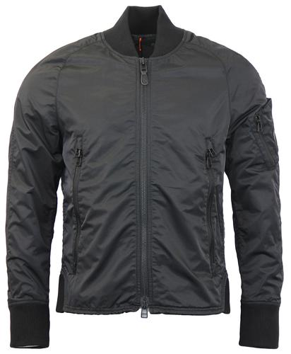 SPIEWAK X NARIFURI MA1 Tech Cycling Bomber Jacket