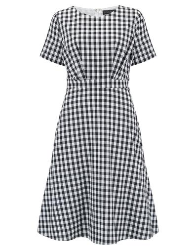 Jaya SUGARHILL BOUTIQUE Retro Gingham Mod Dress