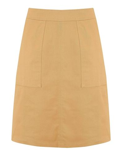Daria SUGARHILL BOUTIQUE Retro Mod A-Line Skirt