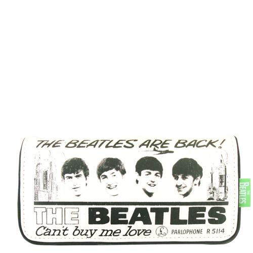 Beatles Graffiti DISASTER DESIGNS 60s Clutch Purse