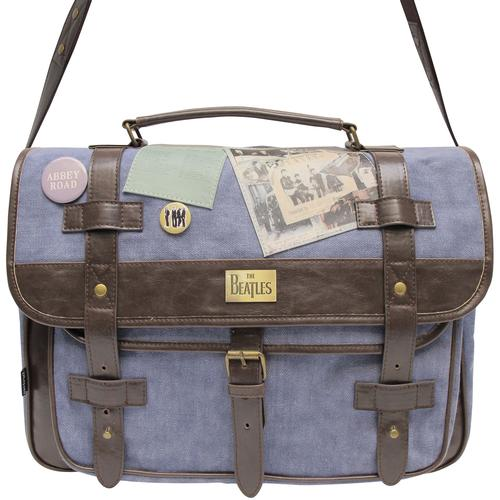Tour Satchel BEATLES 50th Anniversary Retro Bag