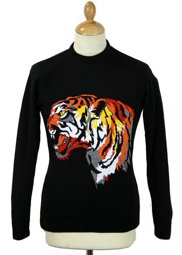 That's Neat, I Really Love Your Tiger Face Jumper