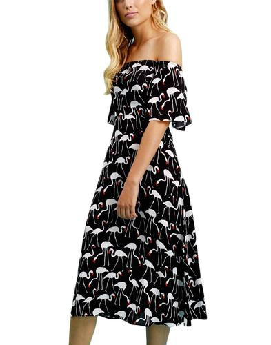 Lily Mae TRAFFIC PEOPLE Off The Shoulder Dress