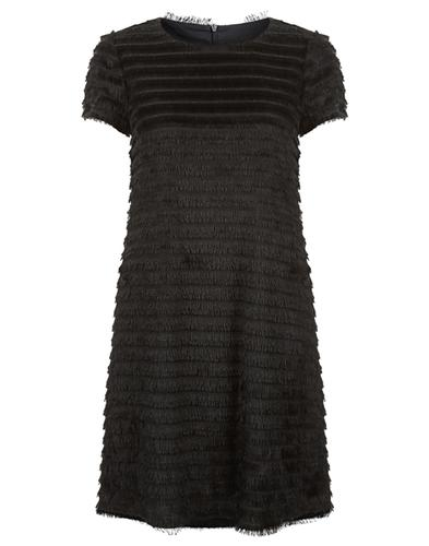 Maisie TRAFFIC RETRO Retro Vintage Fringed Dress