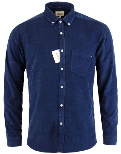 Agnew TUKTUK Indie Needle Cord Button Down Shirt