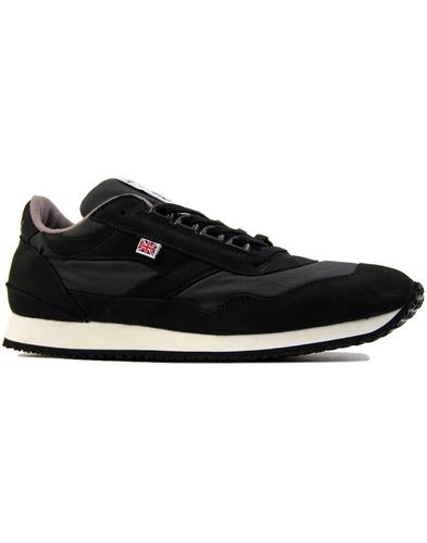 Ensign WALSH Made in England Millerain Trainers B