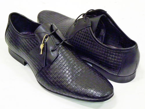 904bdb59b16 The Weaver DELICIOUS JUNCTION Basket Weave Shoes B